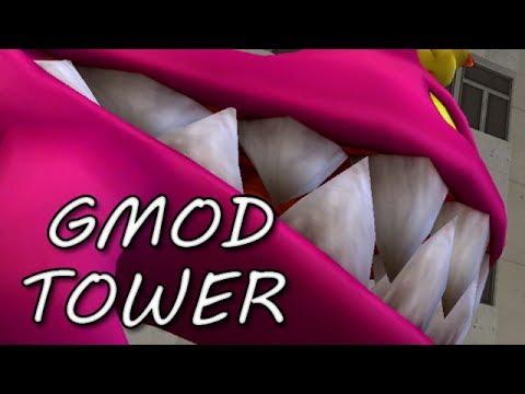 SCREAM ZONE! (Garry's Mod Tower)
