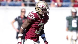Derwin James 2017-18 Highlights || Florida State S || ᴴᴰ
