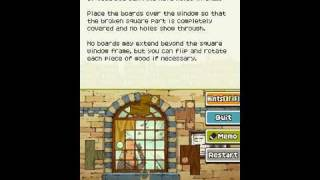Professor Layton and the Last Specter - Puzzle 86