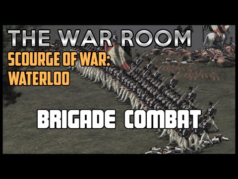Brigade Combat - Scourge of War: Waterloo