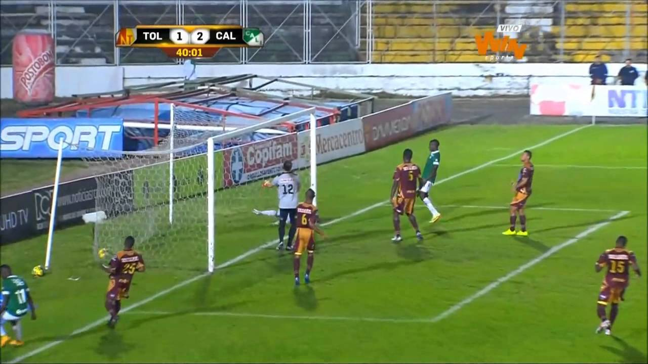 Deportes Tolima 2-3 Deportivo Cali
