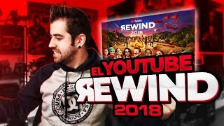 EL YOUTUBE REWIND 2018
