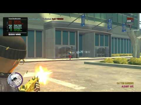AoD vs SxS | 2 vs 2 | 2nd Match | GTA EFLC