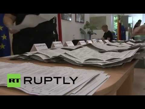 Germany: Final polls for German European election close down