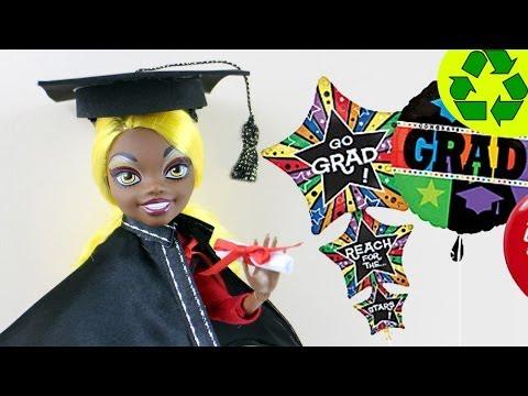 Manualidades: Haz un diploma de la graduaci�n - EP 744