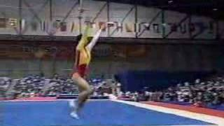 Xu Jing Floor 1998 Asian Games Event Final