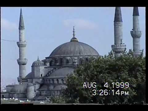 ISTANBUL BEFORE IT WAS COOL home video, not part of pilot