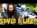 7 WWE WRESTLERS WHO SAVED LIVES –Bray Wyatt Saved a Teenage Girl