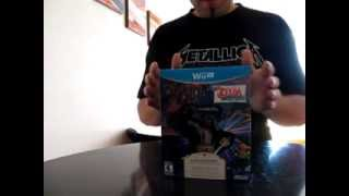 Unboxing: The Legend of Zelda Wind Waker HD edición limitada (figurita Ganondorf).