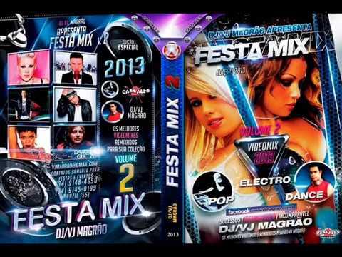 DJ VJ Magrão Festa Mix Volume 2 09/2013.