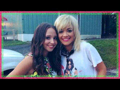 Rita Ora and Ali Brustofski Live at Six Flags - Presented by Coca Cola & Z100 - Behind The Scenes