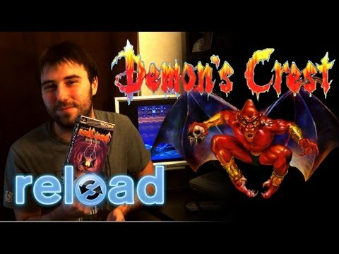 RELOAD - Ep. 35 - Demon's Crest (Emission Retro Gaming)