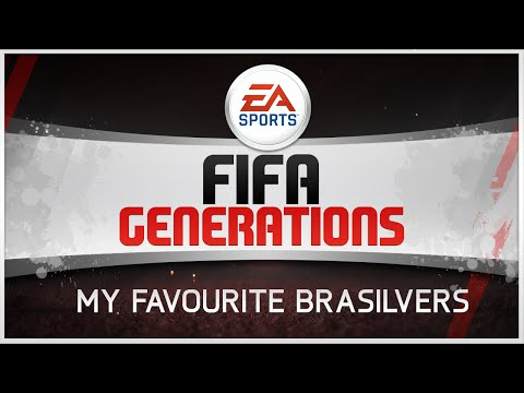 FIFA 11-15 Generations - ''My Favourite Brasilvers''