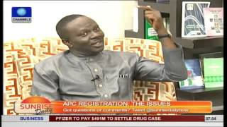 APC Will Put PDP On Its Toes - Afegbua Pt.3