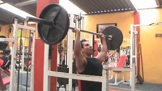 Rutina de hombro y triceps - Chris - CH Fitness Mexico