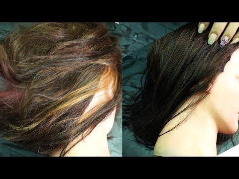Cuál es la diferencia entre baño de color y tinte  L