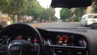 AUDI RS5 | Acceleration in Berlin #18