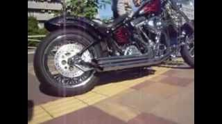 HARLEY DAVIDSON AIR SUSPENSION