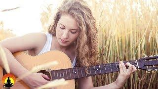 Ontspannende Gitaarmuziek, Muziek voor Stress Verlichting, Meditatiemuziek, Zachte muziek, ☯3441