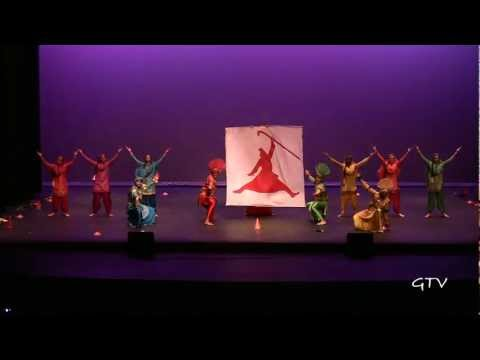 Cornell Bhangra  Bhangra Fever 4 video