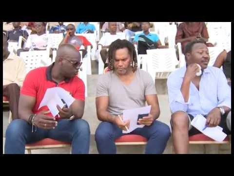 Demi-finale2 GHANA # ABI SPORT - TIC2F 2016