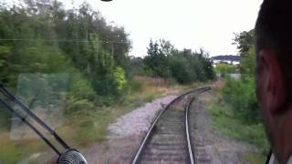 Stourbridge Town to Stourbridge Junction
