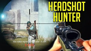 [Battlegrounds] The Headshot Hunter