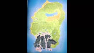 ★ GTA 5   OFFICIAL MAP LEAKED