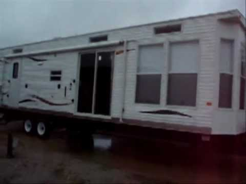 2012 Layton 452 Park Model / Extended Stay (Lodge) Travel Trailer -by Terry Frazer's RV Center