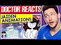 Doctor Reacts To Jaiden Animation
