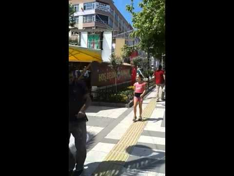 A morning walk in the city! #ArzuTheStar #Turkey