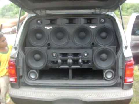 OPEN SHOW VENEZUELA-SOUND CAR VALERA.
