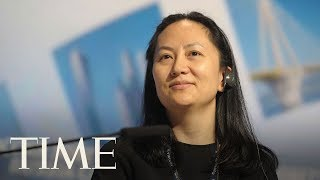 Canada Arrests CFO Of China