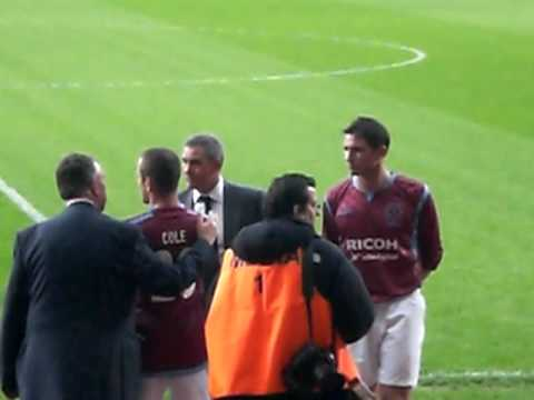 Tony Carr, Joe Cole and Frank Lampard spot WeLdon from 606 Video