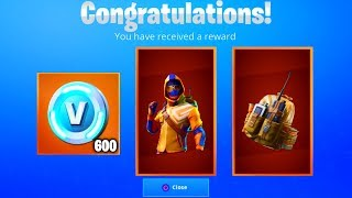HOW TO GET STARTER PACK 4 FOR FREE IN FORTNITE! [Summit Striker Skin] *NEW*
