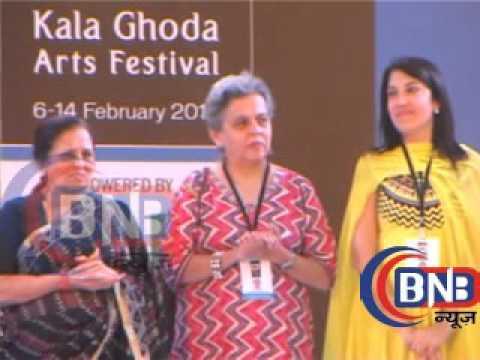2   KALA GHODA ART FESTIVAL WID SIDHARTH  MALHOTRA