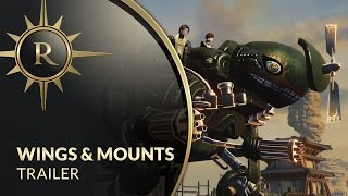 Revelation Online - Wings & Mounts Trailer