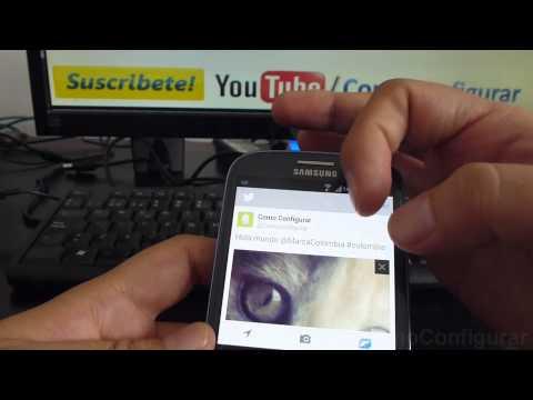 Como Eliminar Un Contacto En Tango Android Samsung Galaxy S3 Espaol