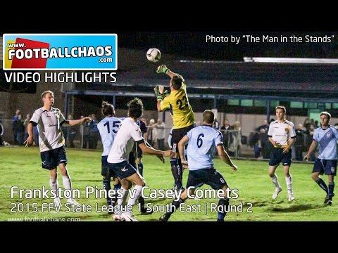2015 FFV Rd 02 - Frankston Pines v Casey Comets