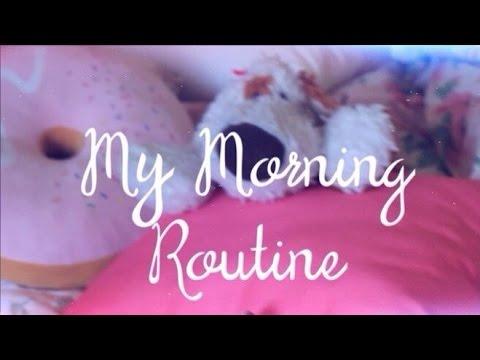 My Morning Routine for School | Моё утро перед школой