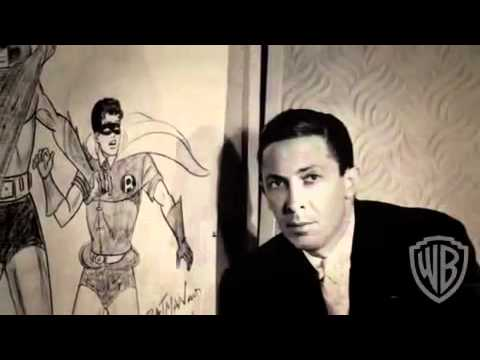 Secret Origin-The History of DC Comics Trailer