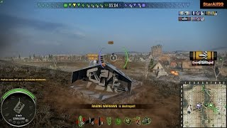 Wot Xbox One/Ps4 Waffenträger E100 The top of the hills