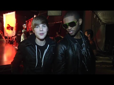 Behind the Scenes of SOMEBODY TO LOVE feat USHER Music Videos