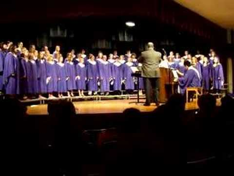 Triway High School Symphonic Choir Spring 08 Part 2