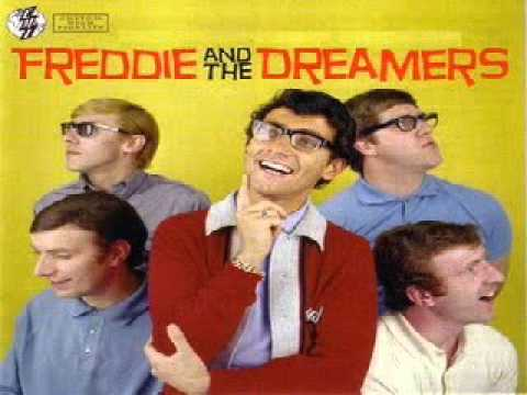 Freddie And The Dreamers - Hows About Trying Your Luck With Me