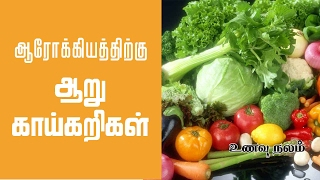 Best Vegetables for Health