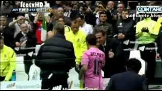 Alessandro Del Piero - The Last Match in Juventus Stadium