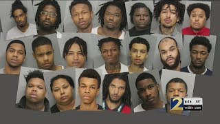 'Gangster rap' videos lead investigators to some of metro's most wanted people