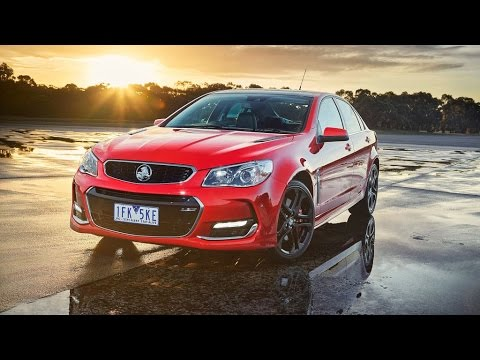 Brilliant 2016 Holden Commodore VFII First Look And Listen  Makeup