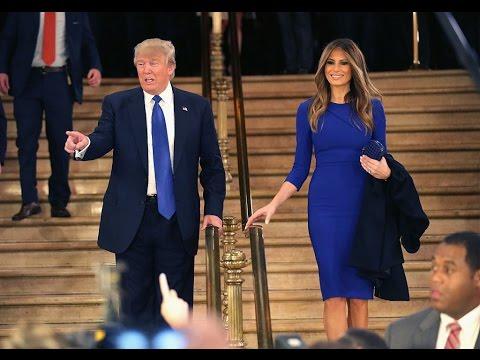 МЕЛАНИЯ ТРАМП (Melania Trump) и Дональд Трамп (Donald Trump)